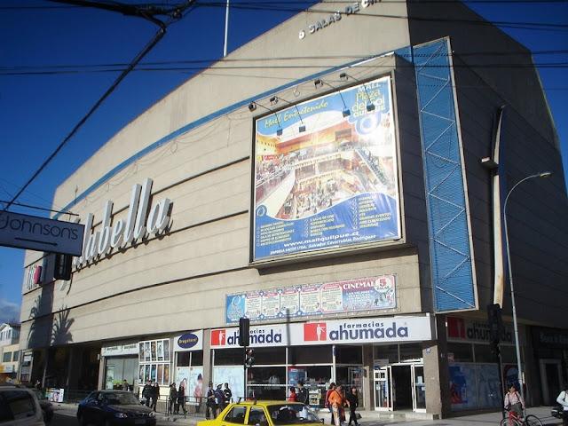 Fazer compras no inverno em Valparaíso
