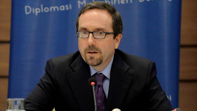 Embajador estadounidense: Washington no está involucrado en golpe de Turquía
