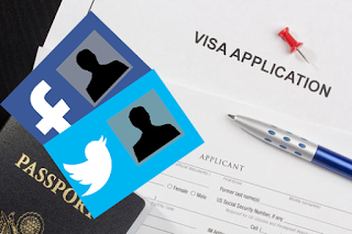U.S. To Require Visa Applicants To Disclose Social Media Handles