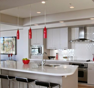 LED Kitchen Ceiling Lights