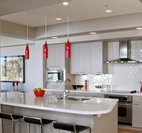 Recessed Lighting Design Ideas