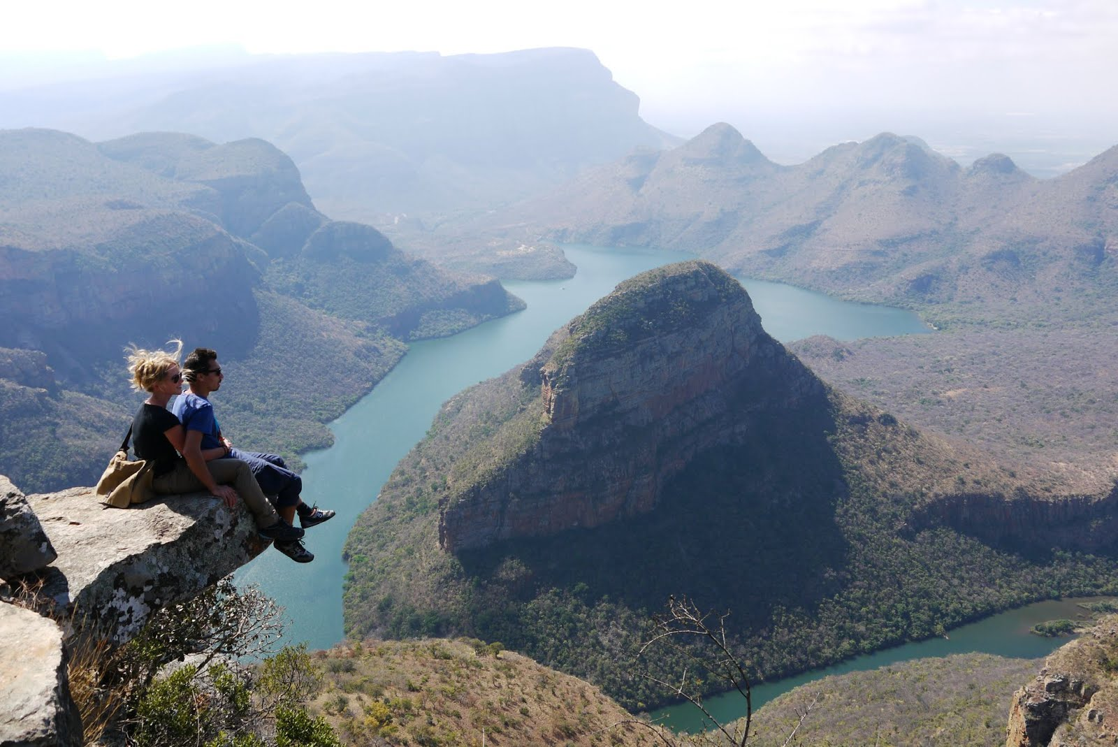 Tourism: South Africa (Spectacular Scenery)