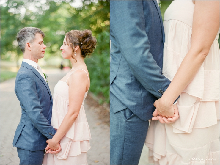 Prospect Park Wedding Photography