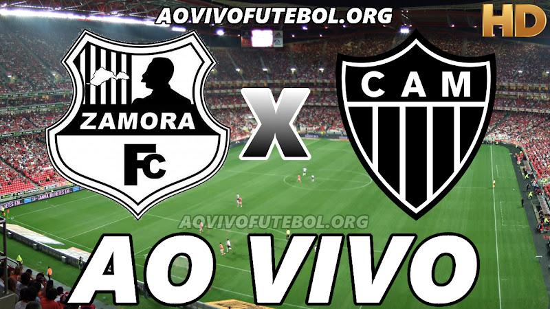 Zamora x Atlético Mineiro Ao Vivo na TV HD