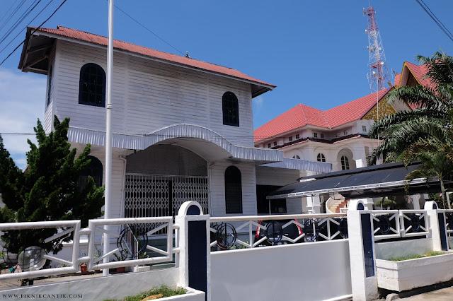 kantor cabang Bank BRI Bagan