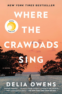 Review of Where the Crawdads Sing by Delia Owens