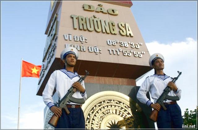 Lính Đảo Trường Sa