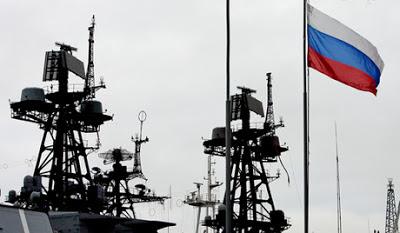 la proxima guerra flota del mar del norte rusia buques barcos