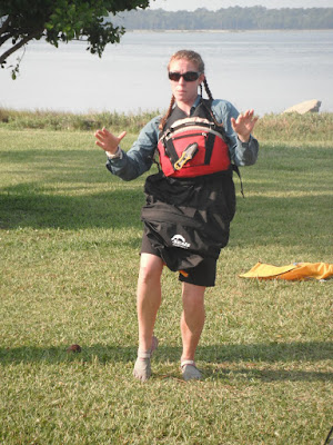 sea kayaking outfit paddling clothes
