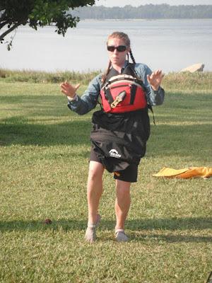 sea kayaking outfit paddling clothes