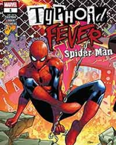 Typhoid Fever Spider-Man