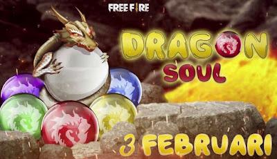 Event Dragon Soul Free Fire