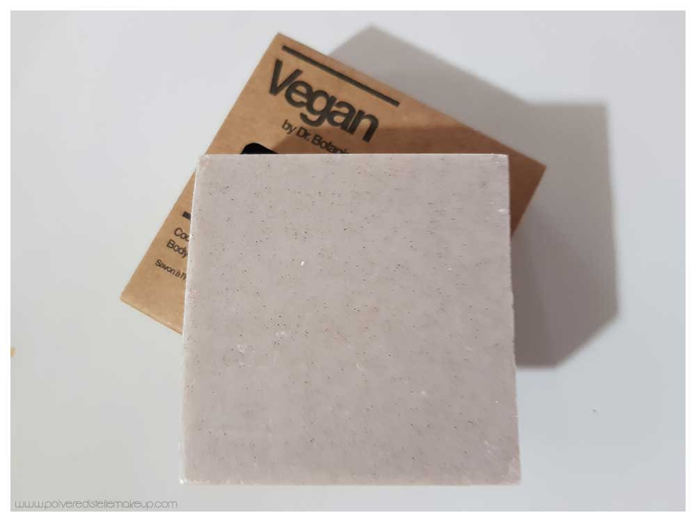 Coconut Body Exfoliating Bar Dr Botanicals