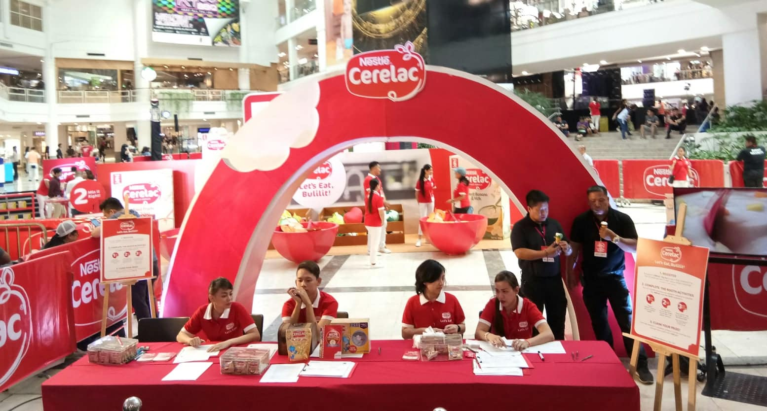 Adae to remember cerelac invites parents to discover a whole new cerelac invites parents to discover a whole new world of taste and textures with their little ones at the cerelac lets eat bulilit stopboris Gallery