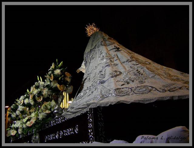 Semana Santa Salmantina (Jueves Santo) Virgen Amor y de la Paz
