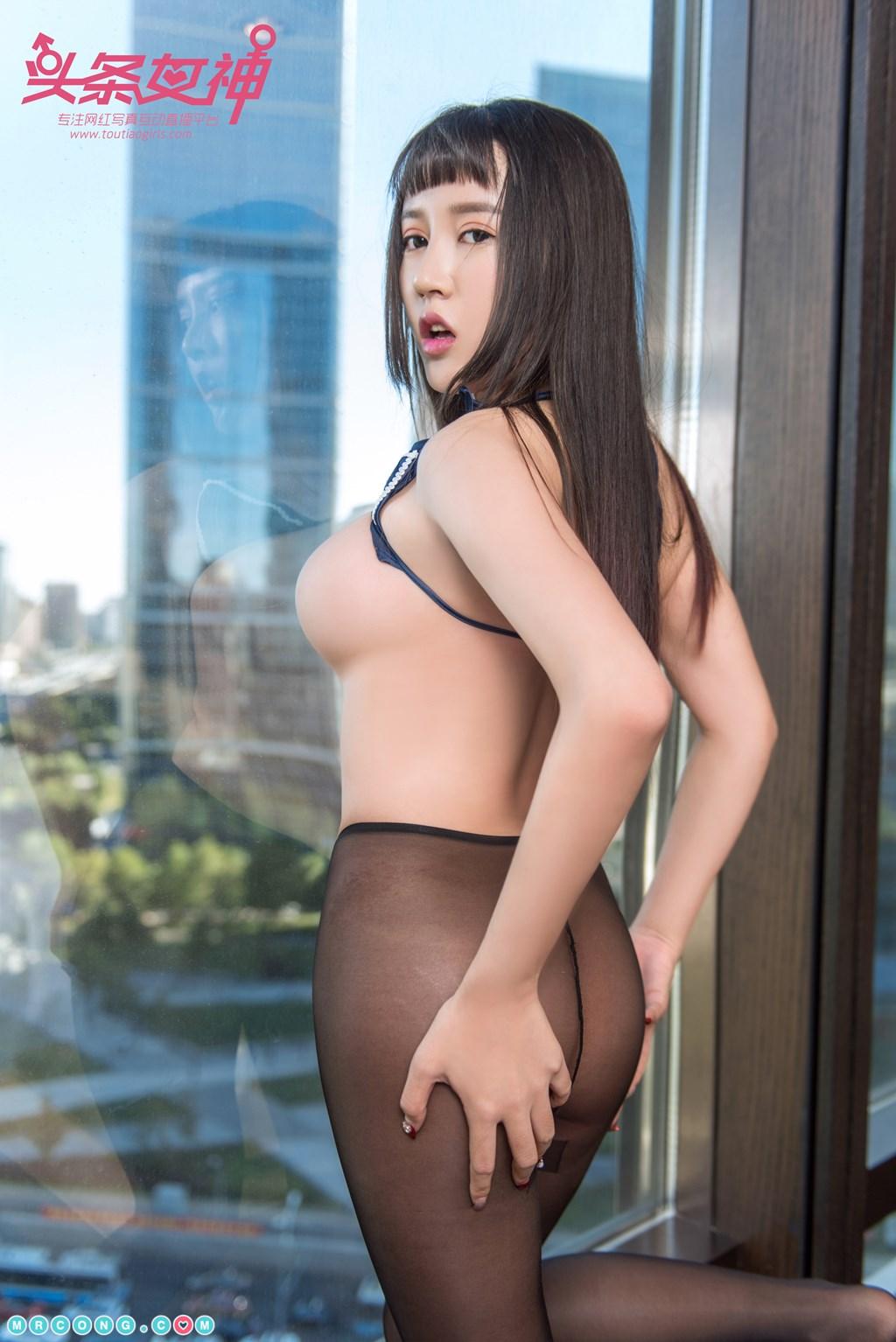 Image TouTiao-2017-12-12-Da-Han-MrCong.com-009 in post TouTiao 2017-12-12: Người mẫu Da Han (大晗) (27 ảnh)