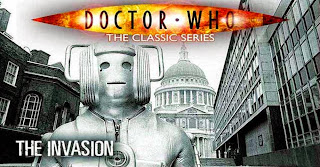 Doctor Who 046: The Invasion