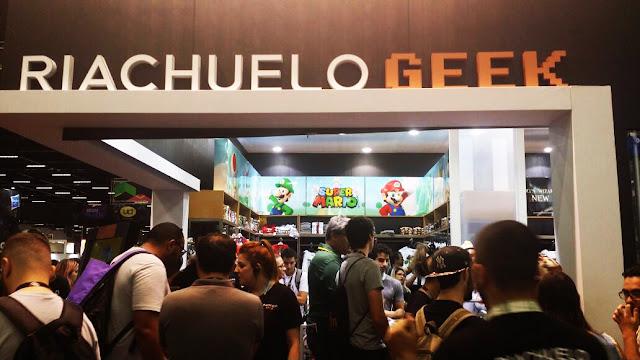 Comic Con Experience Riachuelo