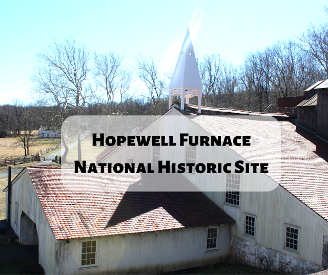 Investigating Early Industry at Hopewell Furnace National Historic Site in Pennsylvania