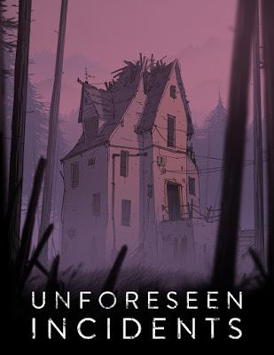 Unforseen Incidents Game Logo