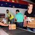 Natalia Denegri encabezó un viaje de ayuda sanitaria para Puerto Rico
