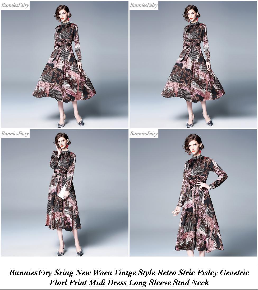 Plus Size Formal Dresses - Topshop Sale - A Line Dress - Cheap Womens Clothes