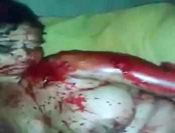 Asesinada por su Marido