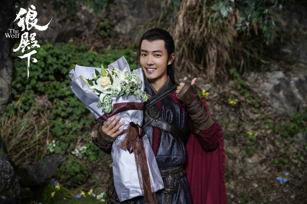 It's a wrap for The Majesty of Wolf starring Darren Wang and