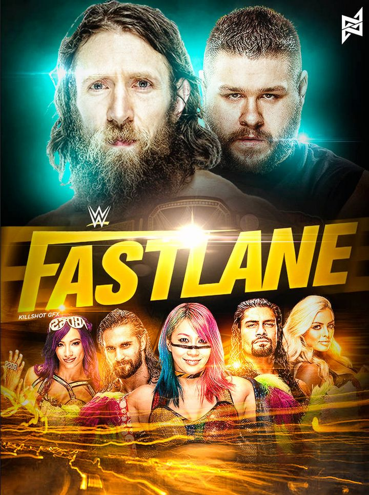 WWE Fastlane 2019 Full Show 720p HDRip 1.5GB Download