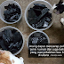 Gunakan arang untuk menghilangkan bau najis kucing