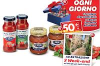 Logo Concorso ''Vinci Cirio con Carrefour 2017'': per te buoni spesa, forniture di prodotti e weekend
