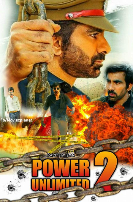 Power Unlimited 2 2018 Full HD Movie Free Download 720p In