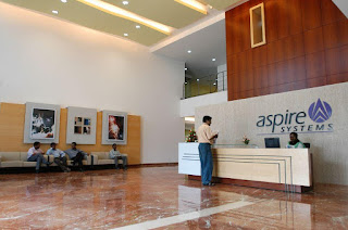Aspire Systems OffCampus Drive for Freshers: 2016 Batch