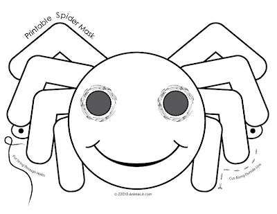 Halloween mask coloring pages ~ Scary Halloween Mask Coloring Pages – Colorings.net