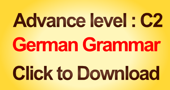 German Grammar pdf for A1 A2 B1 B2 C1 C2 Deutsche - mandegar info