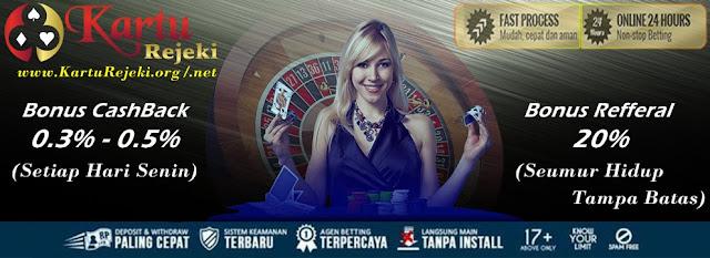 KARTUREJEKI.COM - Agen Poker, Agen Domino, Bandar Kiu, Agen Bandar Poker, Adu Q, Capsa Susun