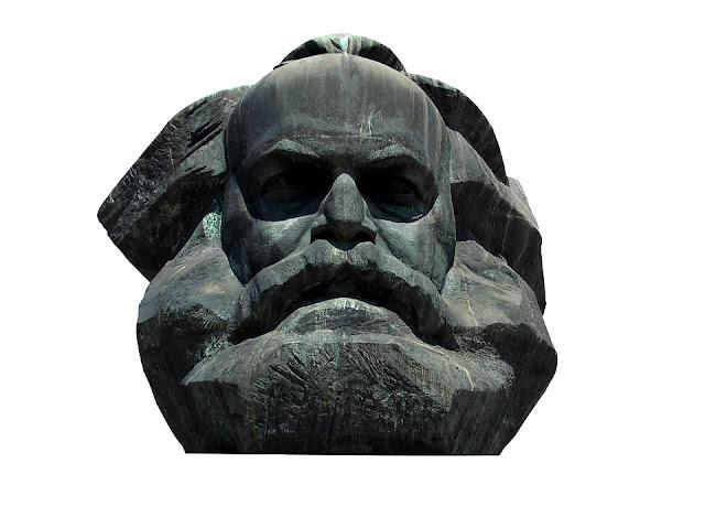 Marksizm to filozofia mówiąca o tym, co zachodzi w społeczeństwach współczesnych