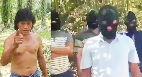 Rambo Aceh Diciduk Aparat, Martimus Amin Curiga dengan Orang-Orang Bertopeng