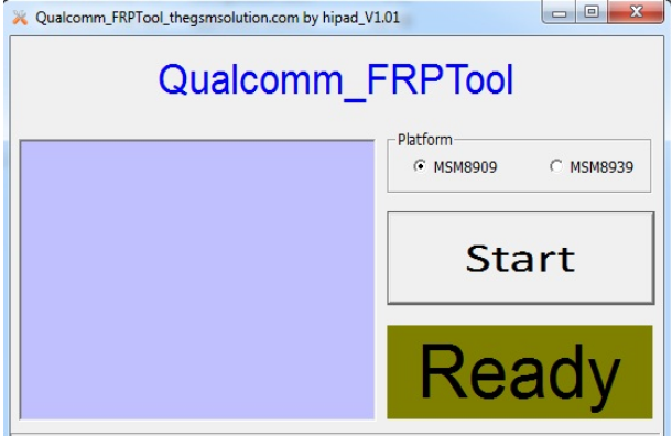Qualcomm FRP Reset tool Without Box   237 HACK SOLUTIONS