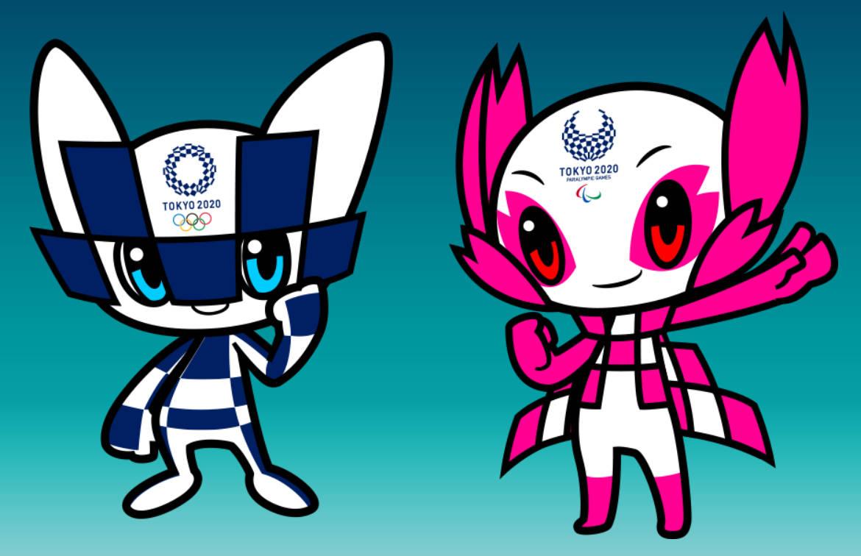Maskotki Igrzysk Olimpijskich w Tokio 2020