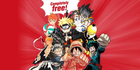 Jump Paint, Manga, Actu Manga, Weekly Shonen Jump, Shueisha, Shonen Jump Rookie,