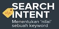 Search Intent-Panduan Riset Keyword