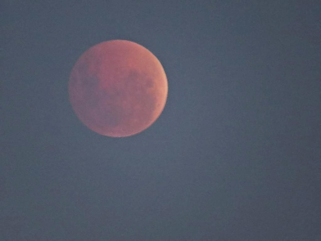 red moon tonight in melbourne - photo #43
