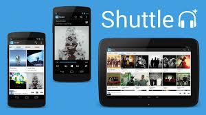 ဖုန္းမွာ Music သီခ်င္းေတြကိုေကာင္းေကာင္းနားဆင္ႏိုင္မယ့္ - Shuttle+ Music Player v1.5.13 Apk