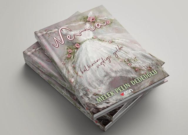 Roman Kitap Kapak Tasarımı