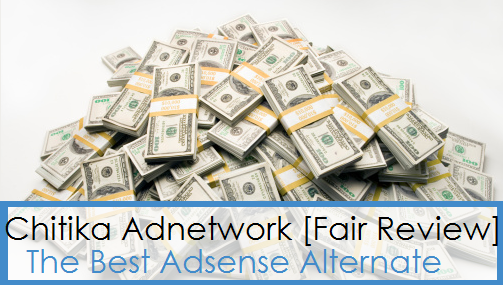 CHITIKA Best Adsense Alternative