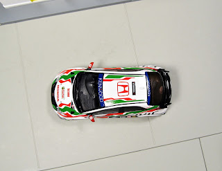 Tarmac Works  Honda Civic Type R FK2 WTCC Livery