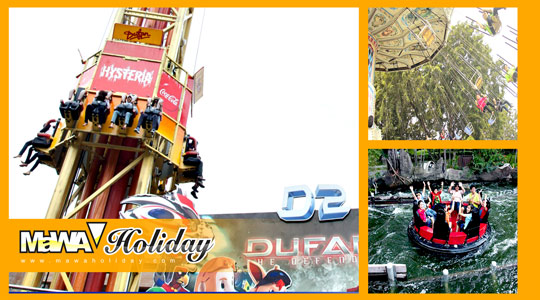 Paket Tour Pelajar ke Ancol Murah