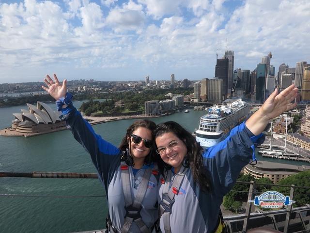 Vale a pena escalar a Harbour Bridge em Sydney?
