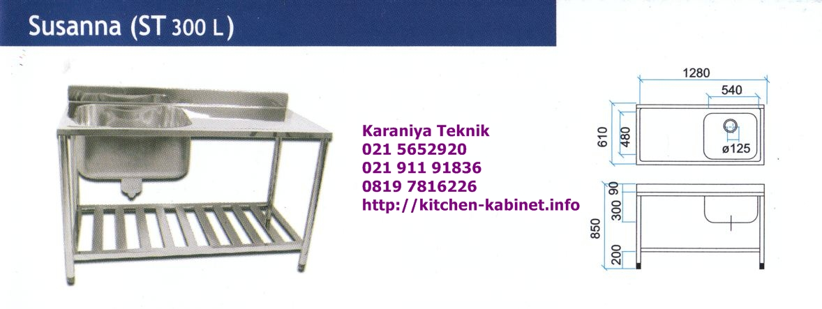 Harga Kitchen Sink Portable Images